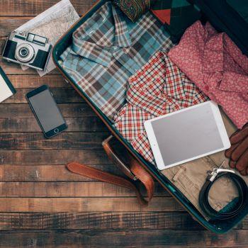 Informações sobre declaração de Bens aos viajantes