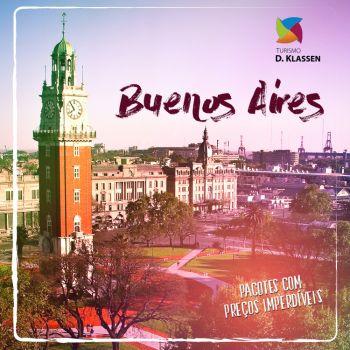Férias de Julho em Buenos Aires