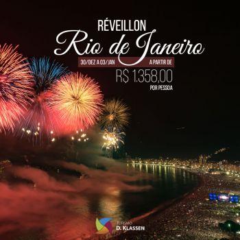 Réveillon no Rio de Janeiro?