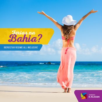 Férias na Bahia